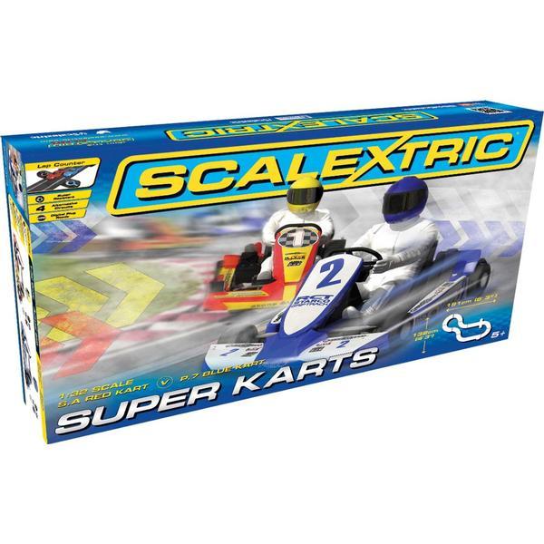 Scalextric Super Karts Set C1334