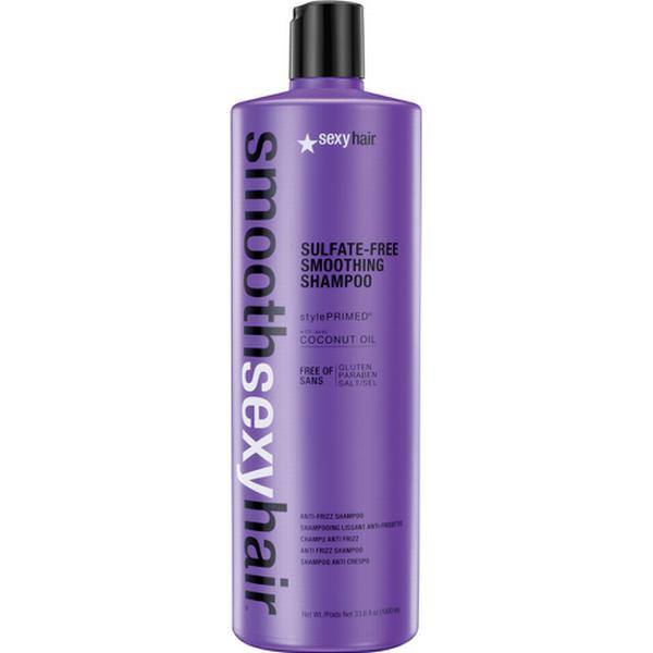 Sexy Hair Sulfate Free Smoothing Shampoo 1000ml