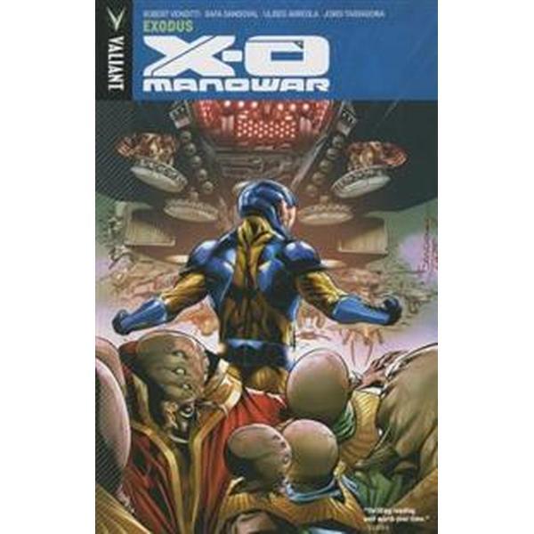 X-O Manowar 10 (Pocket, 2016)