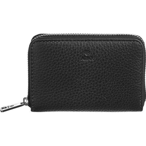 Adax Cormorano Cornelia Small Wallet - Black (454492)