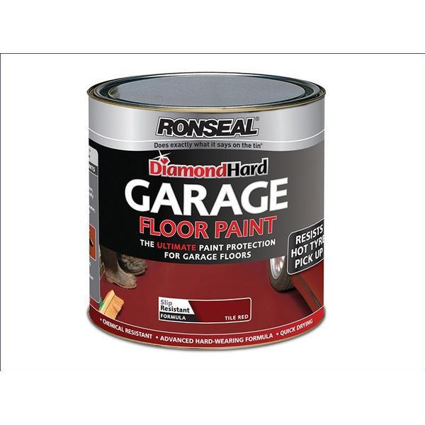 Ronseal Diamond Hard Garage Floor Paint Blue 5L