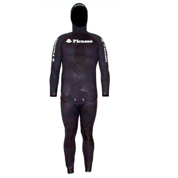 picasso Shadow Long Sleeves with Hood 7mm M
