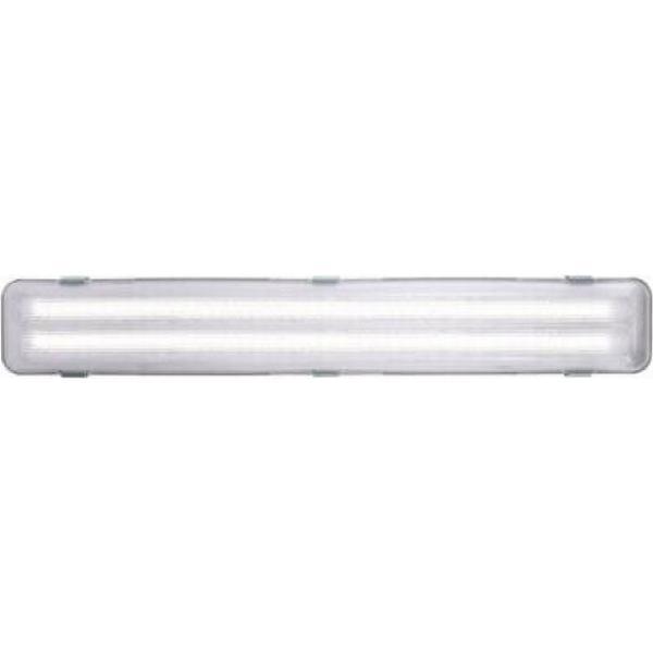 Nordlux Works 2x9W LED Lysrörsarmatur