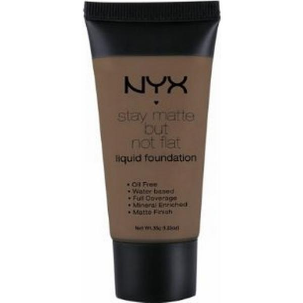 NYX Stay Matte But Not Flat Liquid Foundation Cocoa