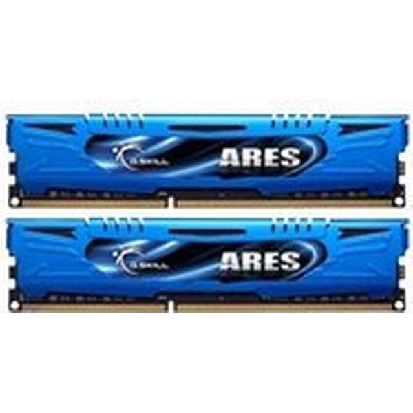 G.Skill Ares DDR3 2400MHz 2x4GB (F3-2400C11D-8GAB)