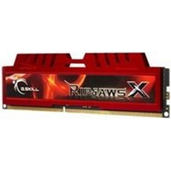 G.Skill RipjawsX DDR3 1866MHz 8GB (F3-14900CL10S-8GBXL)