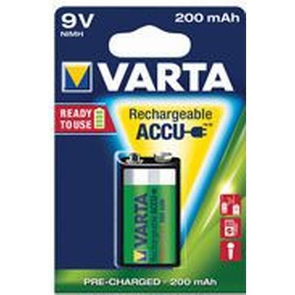 Varta Accu 9V 200mAh