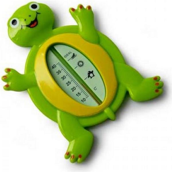 Reer Badetermometer, Skildpadde