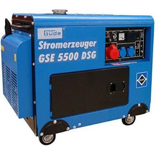 Güde GSE 5500 DSG