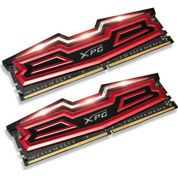 Adata XPG Dazzle DDR4 2400MHz 2x8GB (AX4U2400W8G16-DRD)