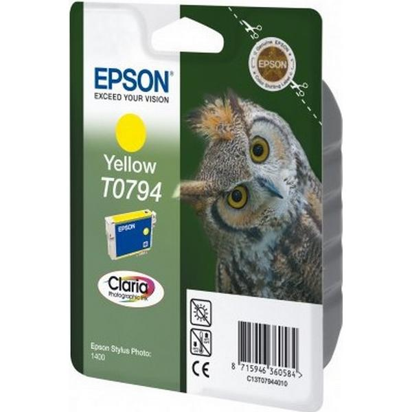 Epson (C13T07944010) Original Bläckpatron Gul 1 ml