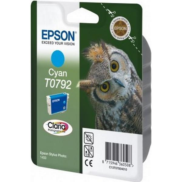 Epson (C13T07924010) Original Bläckpatron Cyan 1 ml