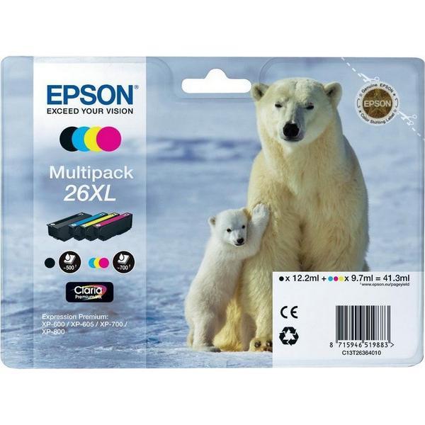 Epson (C13T26364010) Original Bläckpatron 41.3 ml