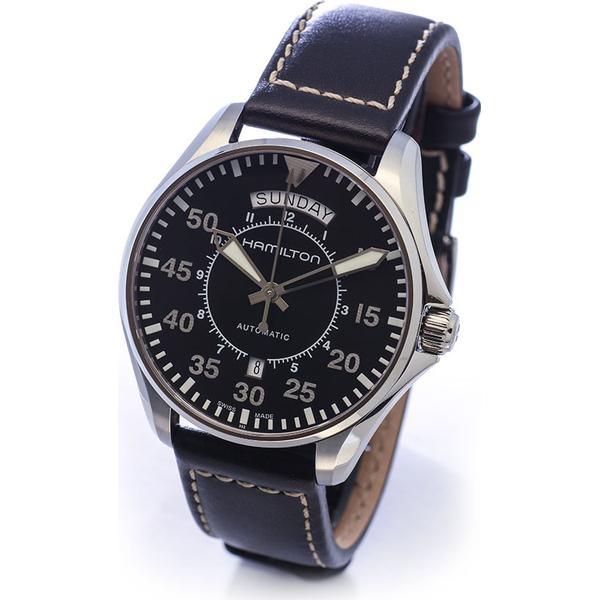 Hamilton Khaki Aviation Pilot Day Date Auto (H64615735)