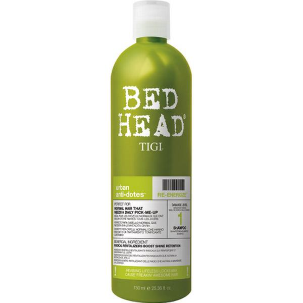 Tigi Bed Head Urban Antidotes Re-Energize Shampoo 750ml