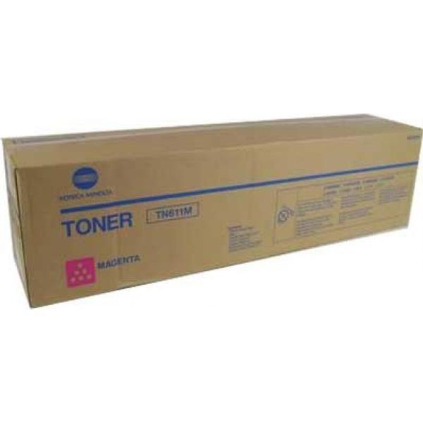 Konica Minolta (A070350) Original Toner Magenta 27000 Sidor