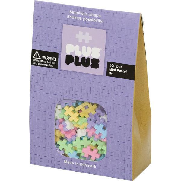 Plus Plus Mini Pastel 300pcs