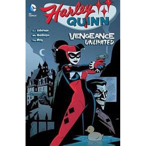Harley Quinn (Pocket, 2014)