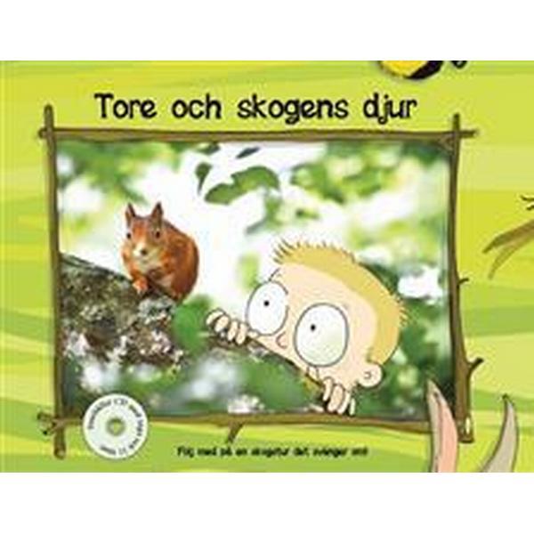 Tore och Skogens djur (Ljudbok nedladdning, 2012)