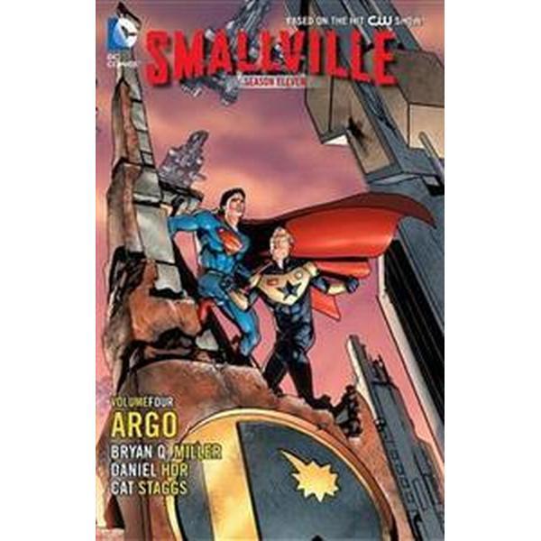 Smallville 4 (Pocket, 2014)