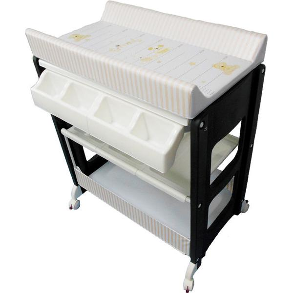 Basson Baby Changing Table with Bath