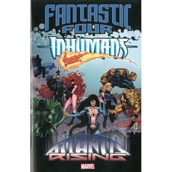 Fantastic Four/Inhumans (Pocket, 2014)