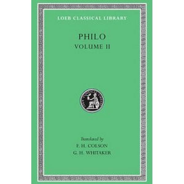 Philo II (Inbunden, 1981)