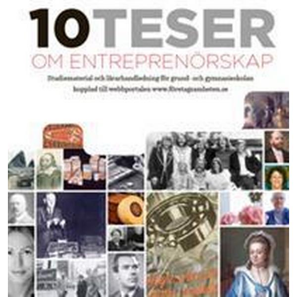 10 teser om entreprenörskap (E-bok, 2013)