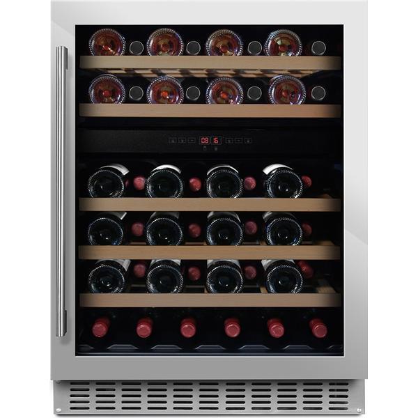 mQuvée WineCave 60D Rostfritt Stål
