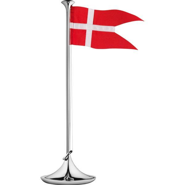 Georg Jensen Fødselsdagsflag 39cm Figur