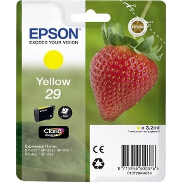 Epson (C13T29844010) Original Bläckpatron Gul 3.2 ml