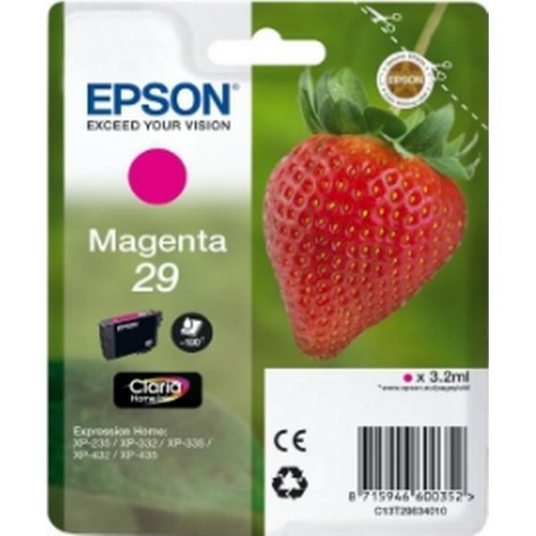 Epson (C13T29834010) Original Bläckpatron Magenta 3.2 ml