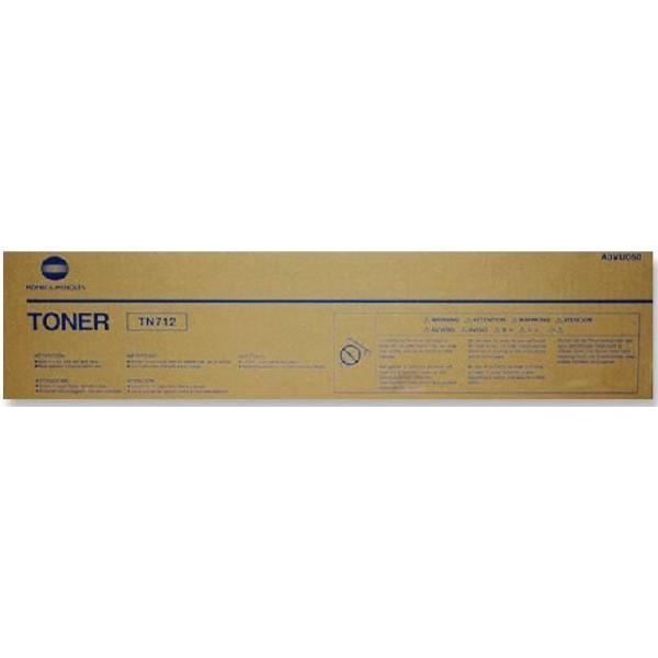 Konica Minolta (A3VU050) Original Toner Svart 40800 Sidor