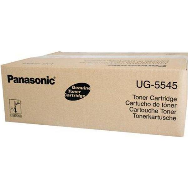 Panasonic (UG5545) Original Toner Svart 6000 Sidor
