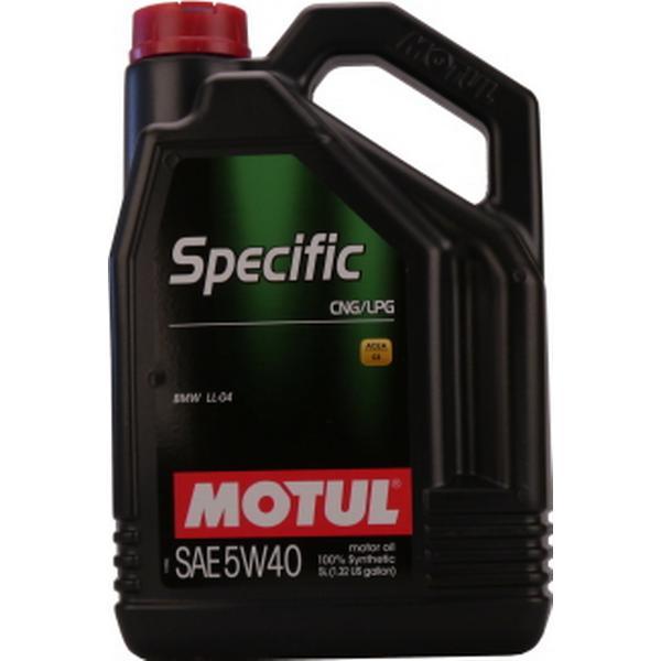Motul Specific CNG/LPG 5W-40 Motorolie