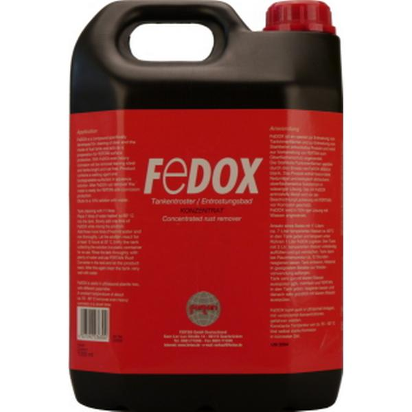 Fertan FeDOX Roasting Concentrate Rust Removal