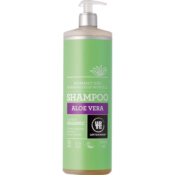 Urtekram Aloe Vera Shampoo Normal Hair Organic 1000ml