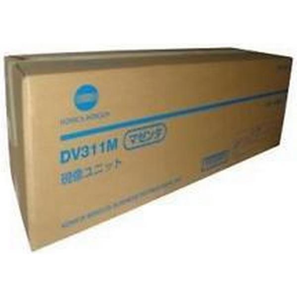 Konica Minolta (A0XV0ED) Original Framkallningsenhet Magenta 115000 Sidor