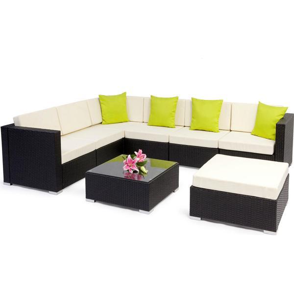 TecTake 401815 Loungesæt