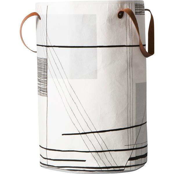 Ferm Living Vasketøjskurv Trace (9192)