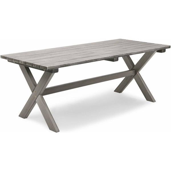 Hillerstorp Shabby Chic 86x195cm Spisebord