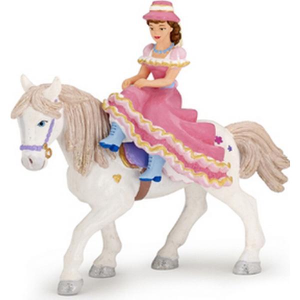 Papo Horsewomen with Hat 39074