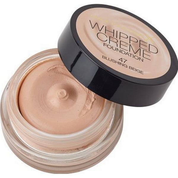 Max Factor Whipped Creme Foundation #47 Blush Beige