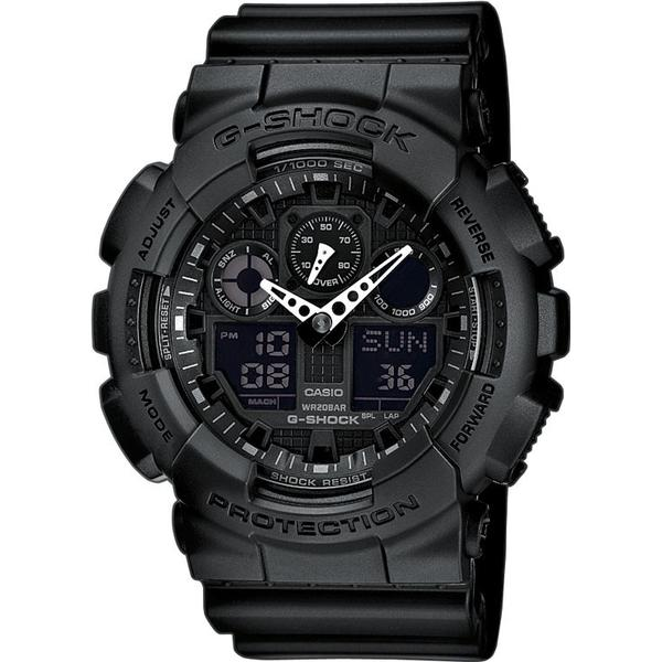 Casio G-Shock (GA-100-1A1ER)