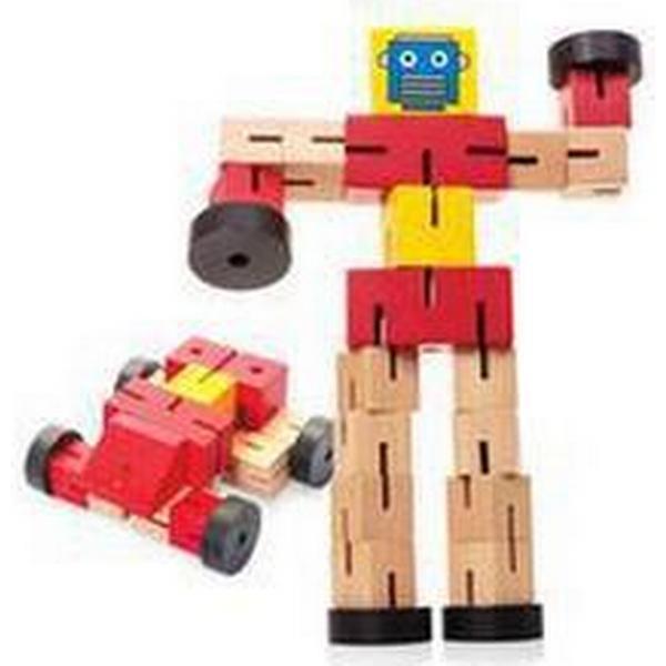 Hawkin Wooden Transformbot