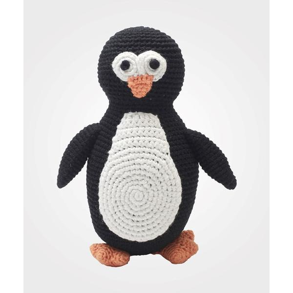 NatureZoo Sir Penguin Teddy Bear