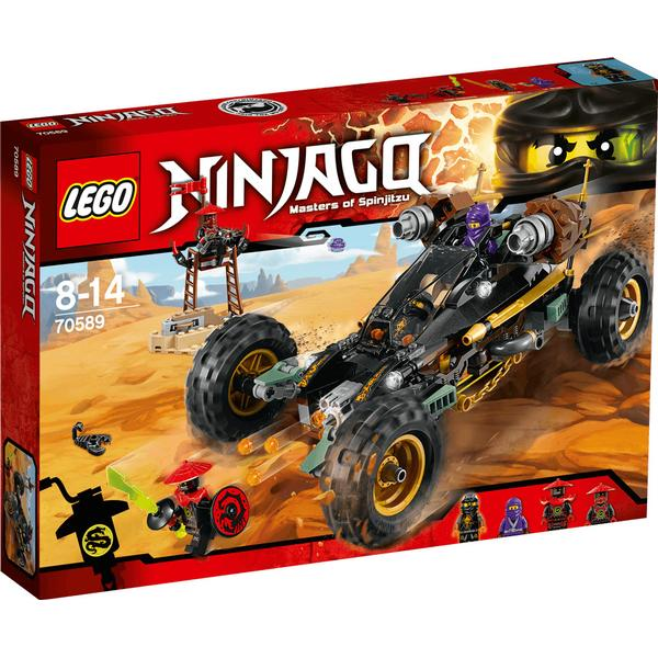 Lego Ninjago Kamp Offroader 70589