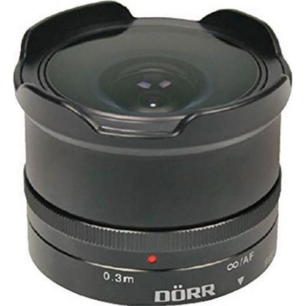 Dorr 9.3mm f8.0 Fisheye for Micro Four Thirds