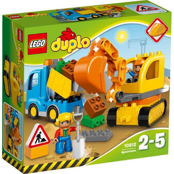Lego Duplo Truck Tracked Excavator 10812 Compare Prices