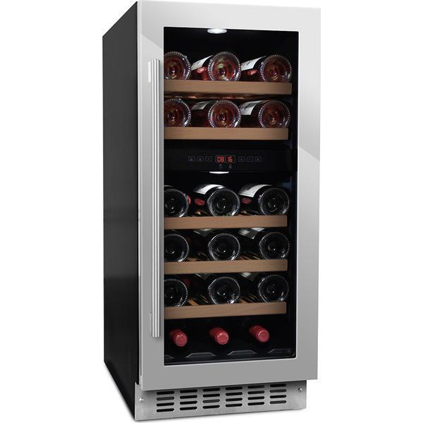 mQuvée WineCave 40D Rostfritt Stål